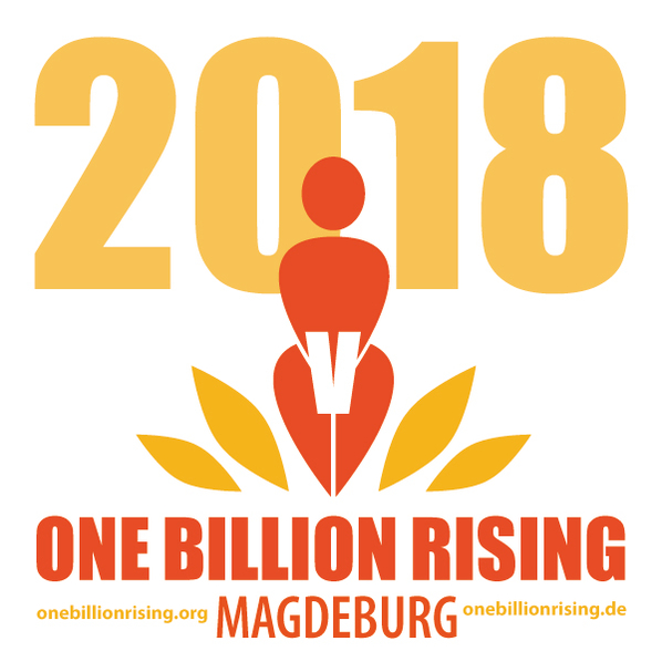 One Billion Rising Magdeburg 2018